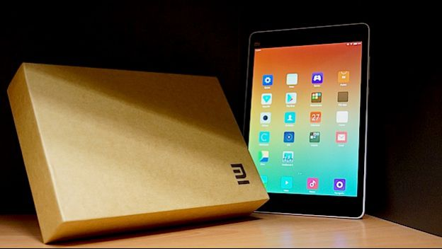 Xiaomi Mi Pad 2 will come with Intel technology inside