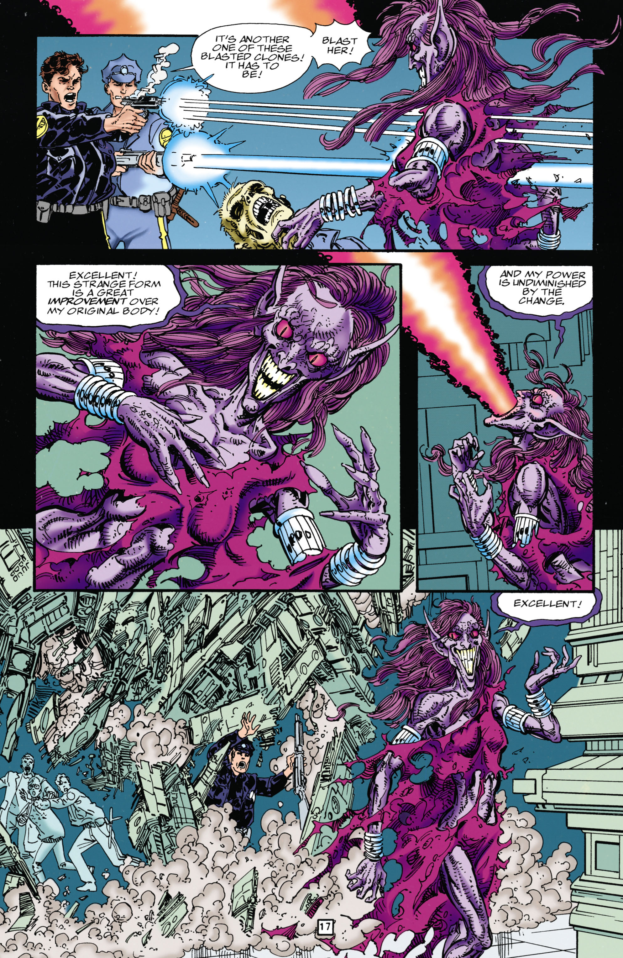 Read online Wonder Woman (1987) comic -  Issue #112 - 17