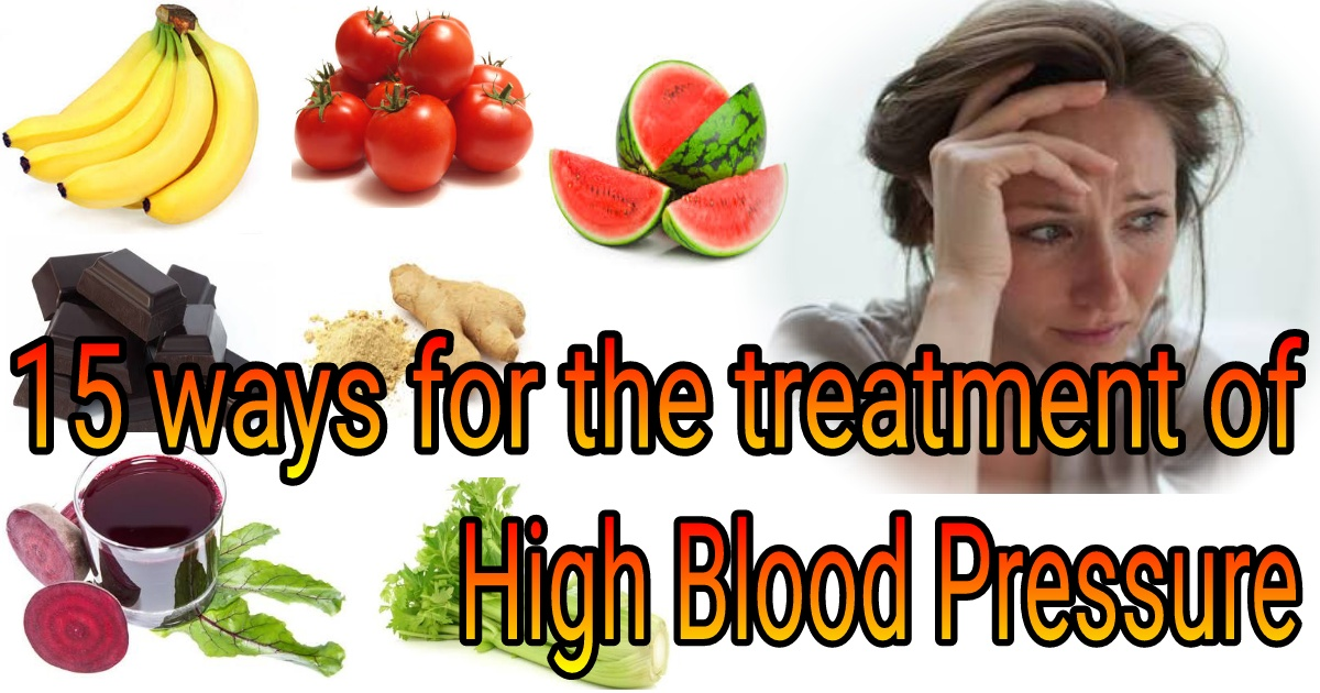 how to avoid high blood pressure