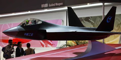 J-31 Stealth Fighter