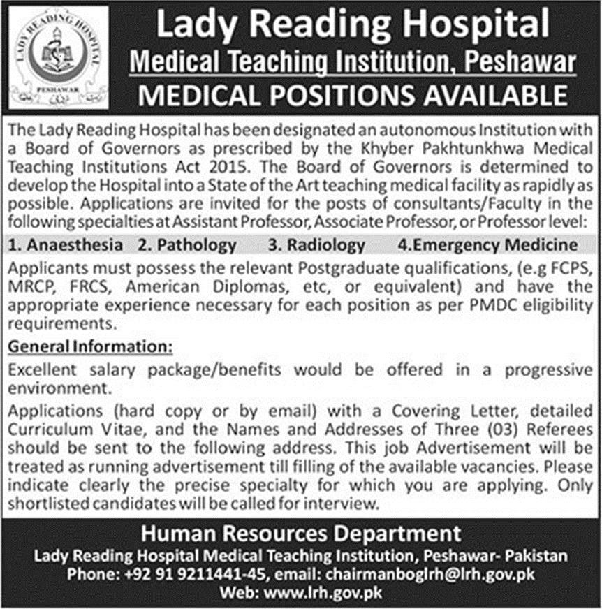 Peshawar jobs