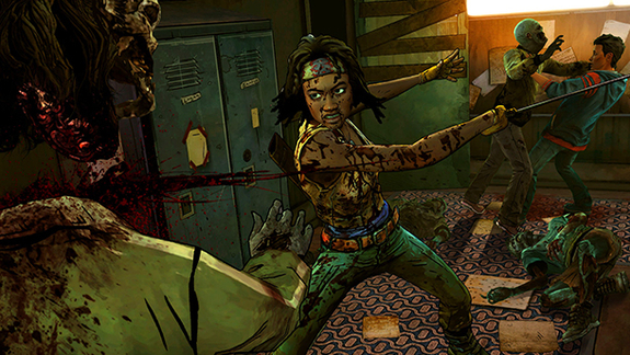 The Walking Dead: Michonne screenshot-2
