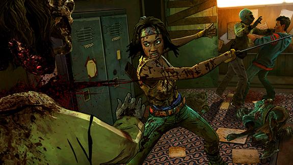 The Walking Dead: Michonne screenshot-2