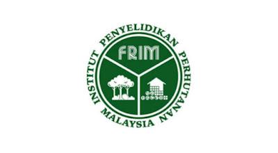 Jawatan Kosong FRIM 2019 (Institut Penyelidikan Perhutanan Malaysia)