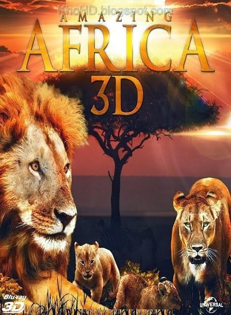 Châu Phi Huyền Diệu - Amazing Africa