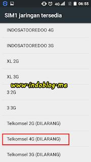 4G LTE Smartfren