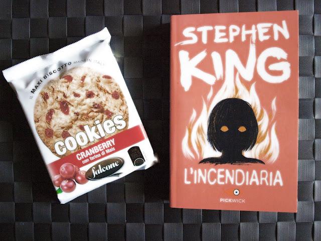 Stephen King l'incendiaria libro
