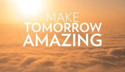 Make Tomorrow Amazing