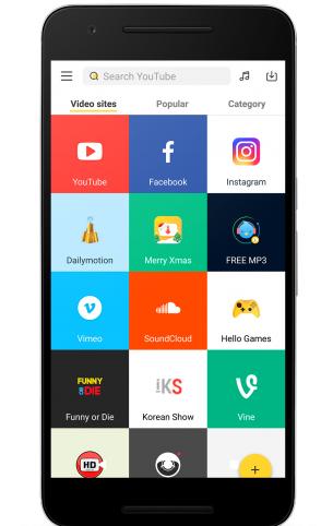 SnapTube YouTube Downloader HD Video v4 60 0 4601510 Final Mod-2019