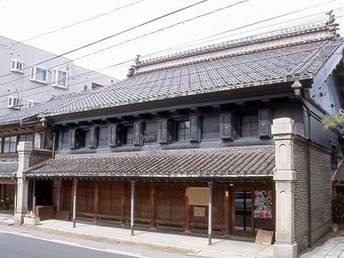 The Sugano Residence, Takaoka, Toyama Prefecture © Takaoka Lifelong Learning Center.