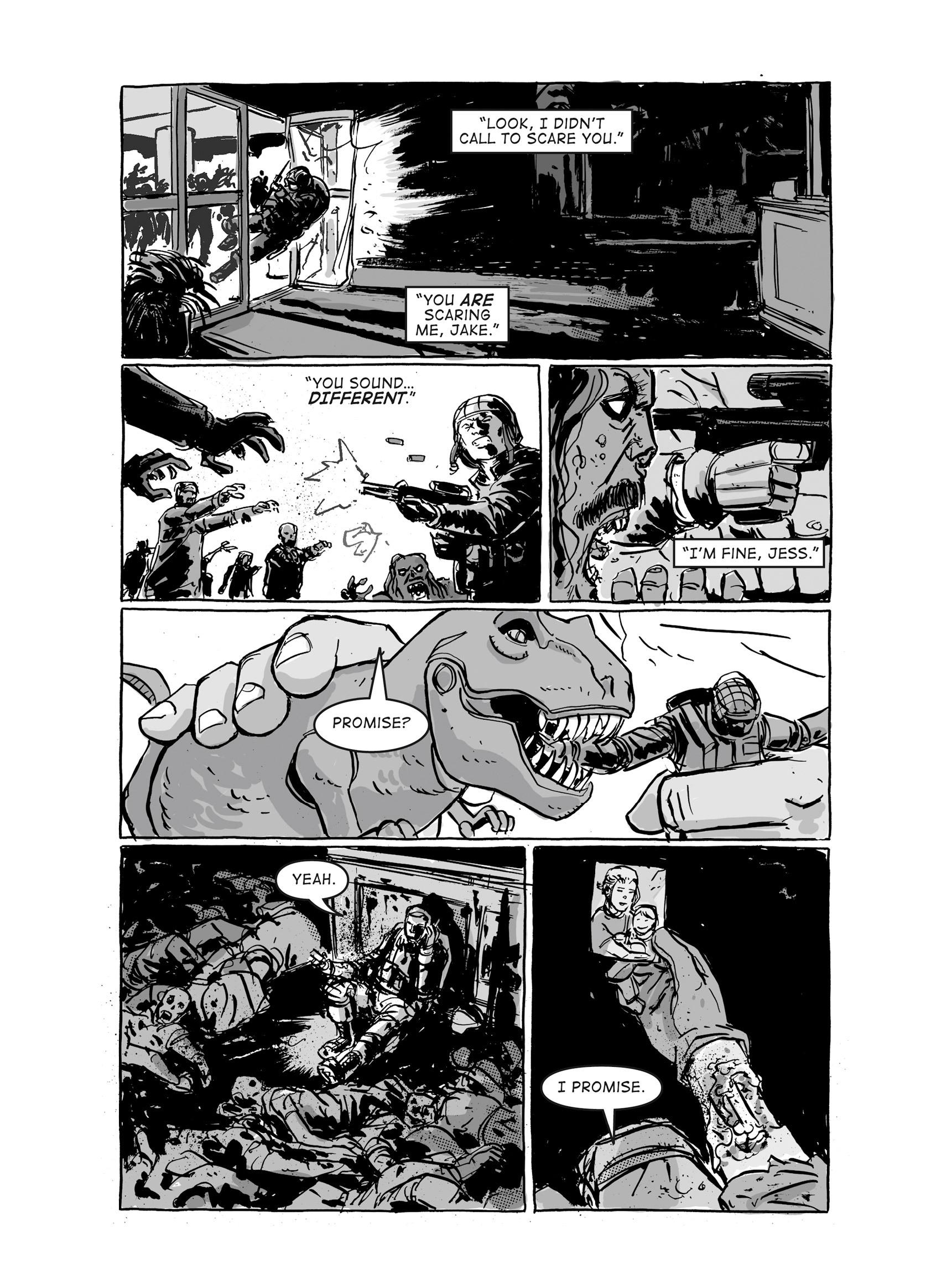 Read online FUBAR comic -  Issue #3 - 378
