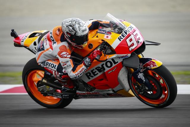 berita motogp Hasil Latihan bebas 1 MotoGP, Sepang Malaysia