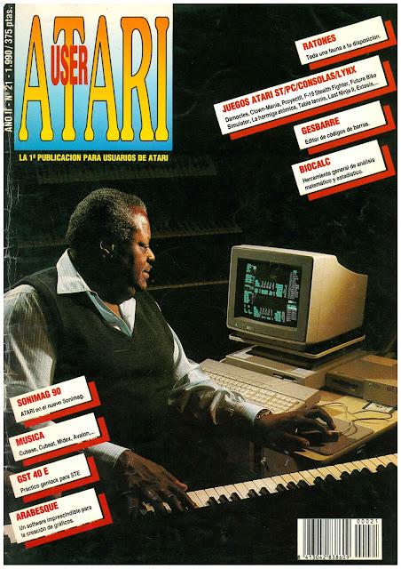 Atari User #21 (21)