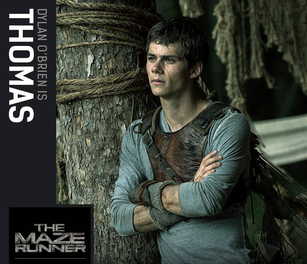 When I'm Alone: [Mal Posso Esperar] The Maze Runner (2014