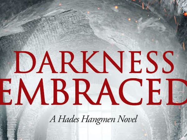 Tillie Cole - Darkness Embraced {Cover Reveal}