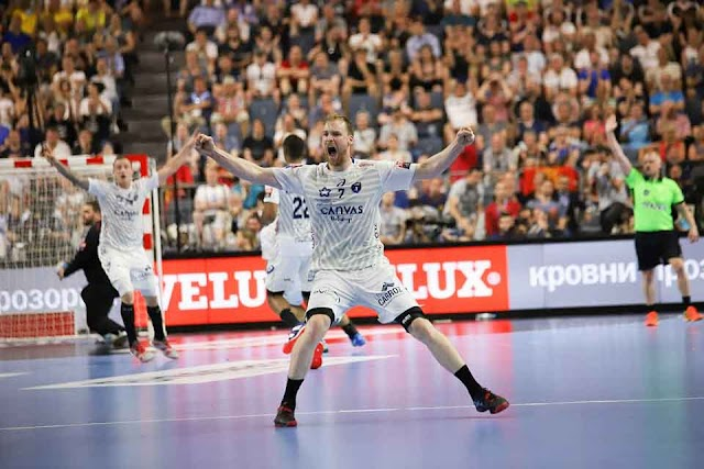 Handball CL: Lazarov verliert Finale - Vardar Vierter - Montpellier Champion