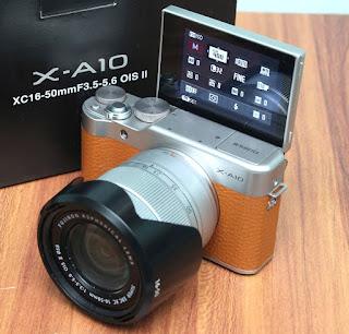 Jual Mirrorless Fujifilm X-A10