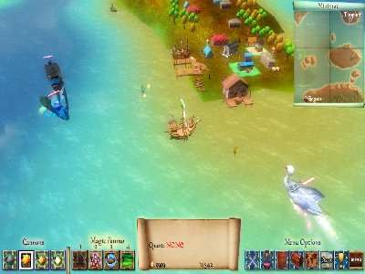 A Sirius Game Screenshot 1, ComputerMastia