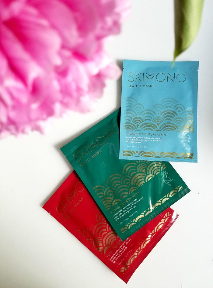 SKIMONO Beauty Masks - Luxus Sheet Masken für Gesicht, Hände & Füße Review - Madame Keke Luxury Beauty Blog
