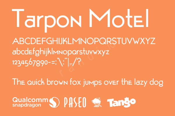 [Font MIUI] Tarpon Motel Unicode MTZ