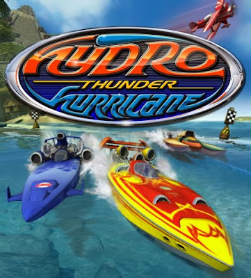 Cover Of Hydro Thunder Hurricane Full Latest Version PC Game Free Download Mediafire Links At worldfree4u.com