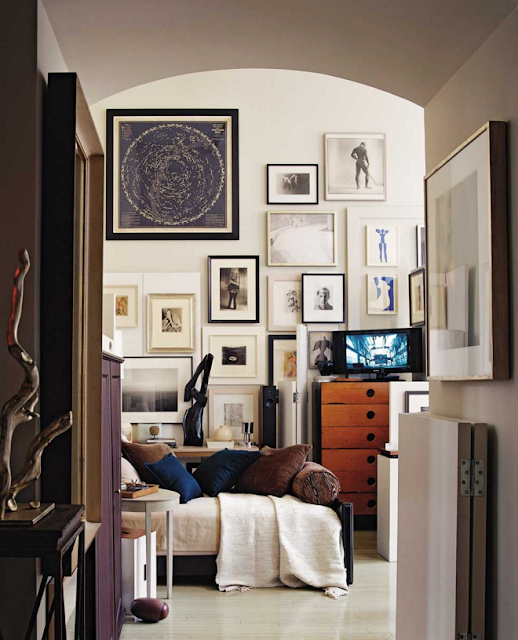 Interior Design | At Home With: Thomas O'Brien's New York Apartment - Cool Chic Style Fashion