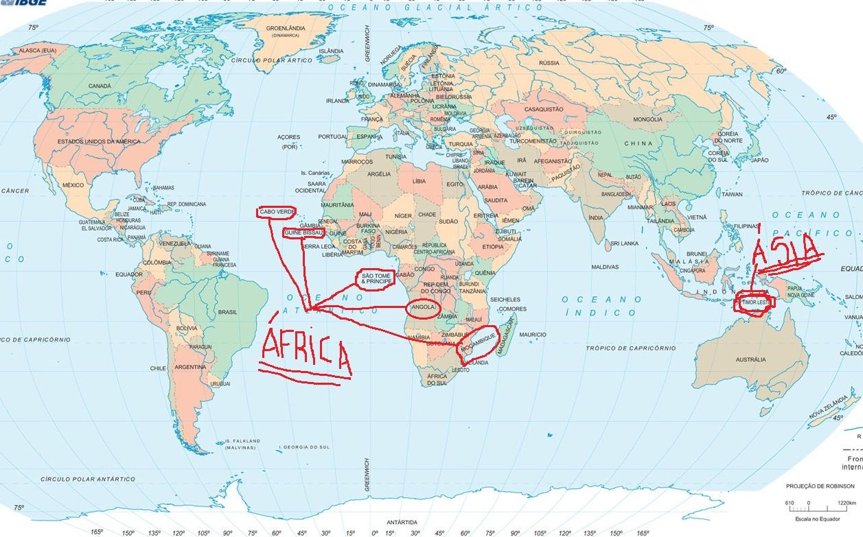 timor no mapa mundo Sissi na Ilha das Trevas: Esclarecimento timor no mapa mundo