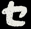 カタカナのペンキ文字「セ」