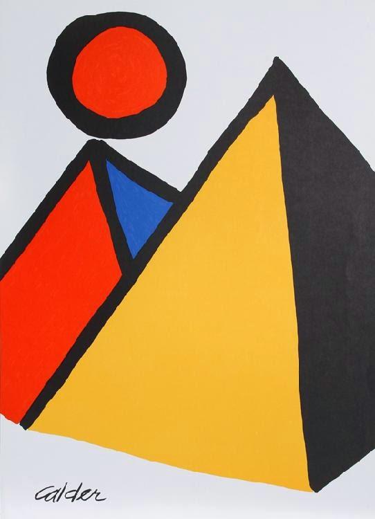 Erroneously Documented as an Alexander Calder listed on Amazon