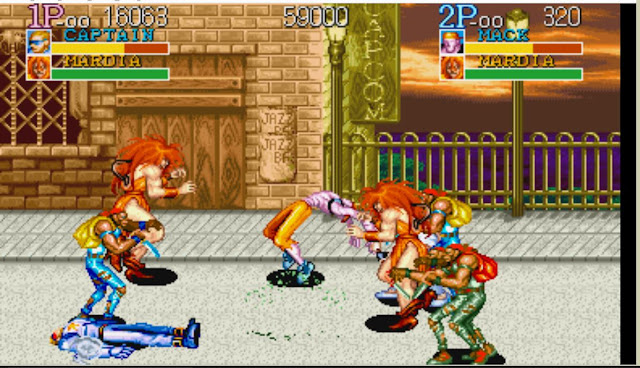 beat'em up a scorrimento più belli