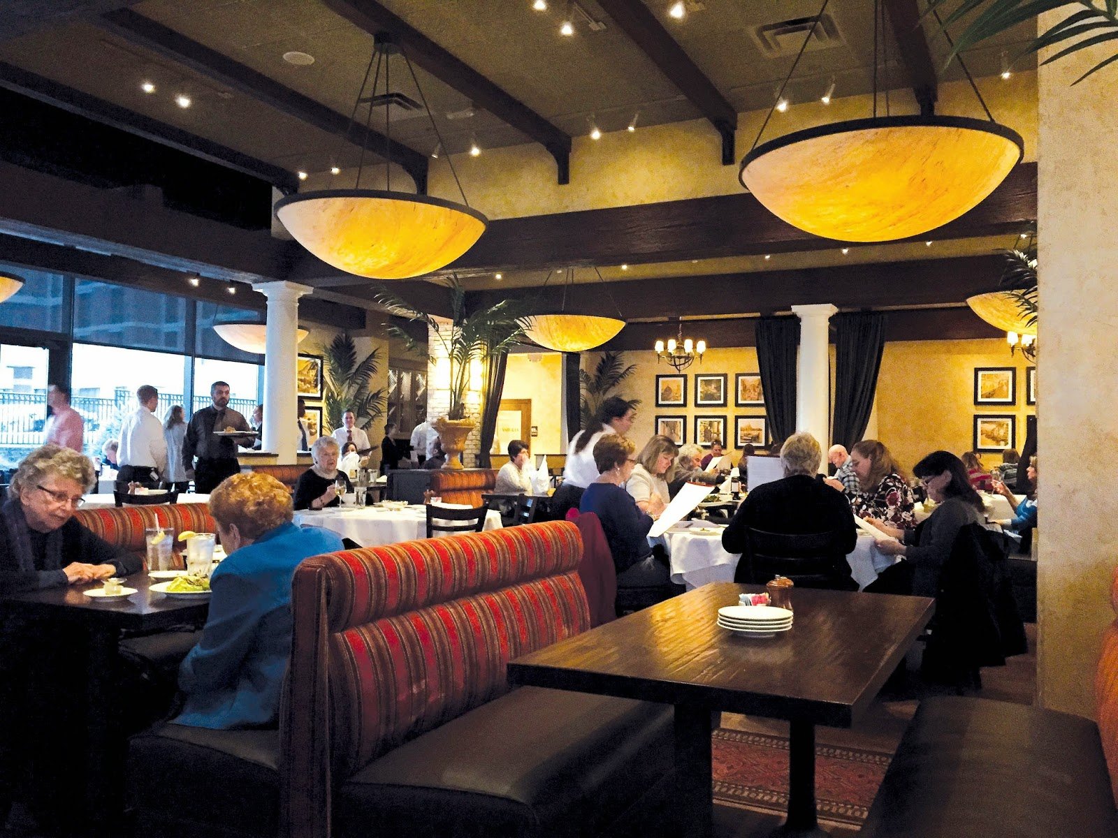 Cucina Italiana New Hope Entertaining Views From Cincinnati Bravo Cucina Italiana At Rookwood