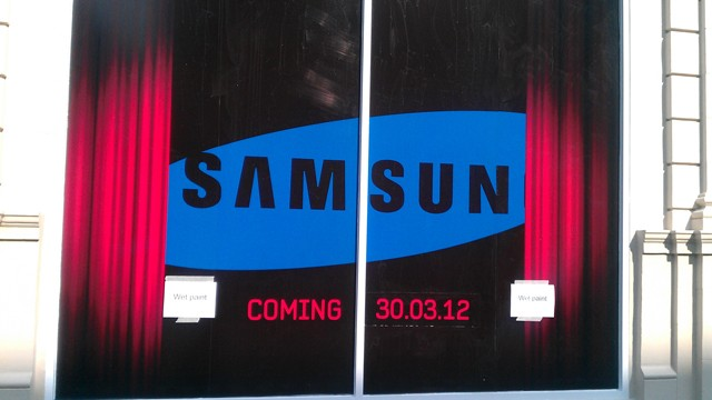 galaxy s III launch date