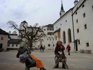 Castillo de Hohensalzburgo.