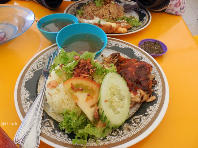 Pengalaman menikmati ABC special di Pantai Merdeka Kedah