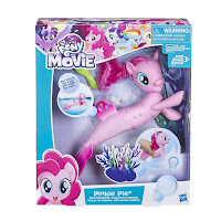 My Little Pony the Movie Pinkie Pie Swimming Seapony