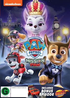 Paw Patrol: Mission Paw [Latino]