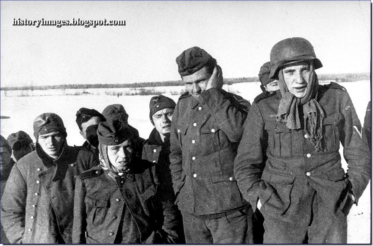 7 memories of the Germans about the battle for Moscow