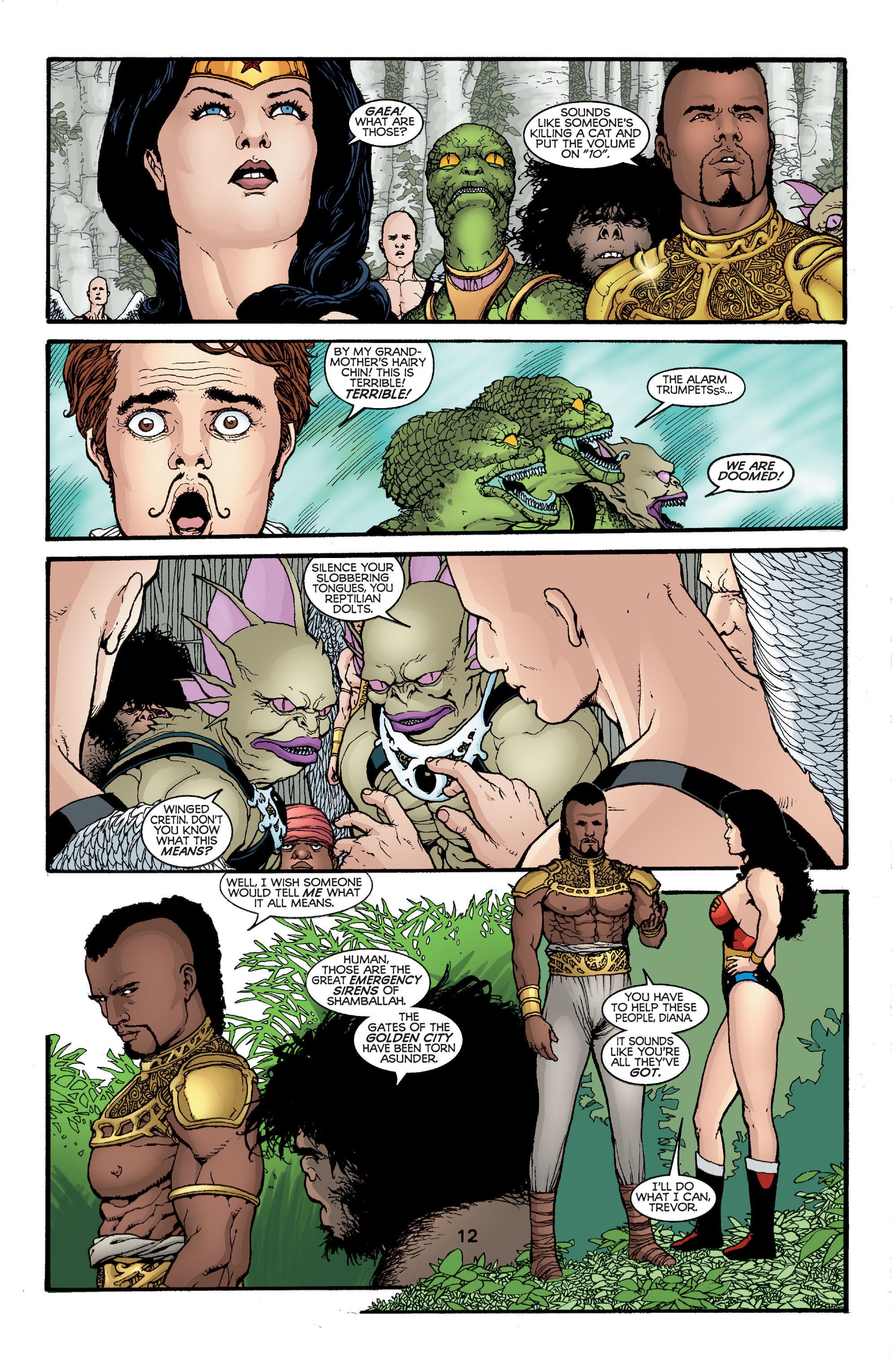 Read online Wonder Woman (1987) comic -  Issue #180 - 12