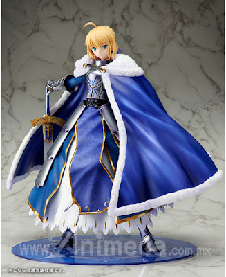 Figura Saber/Artoria Pendragon Edición Limitada Fate/Grand Order