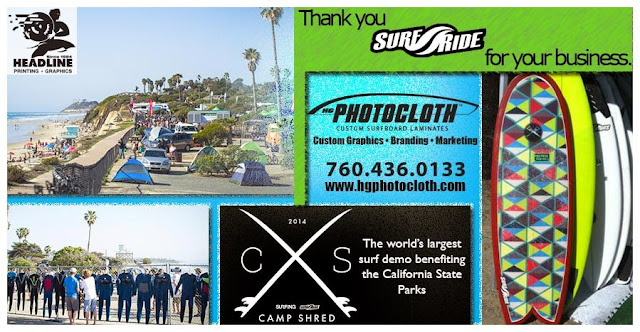 surf demo photocloth