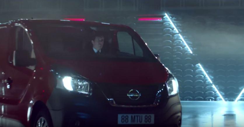Canzone Nissan Furgone NV300 Pubblicità | Musica spot Ottobre 2016