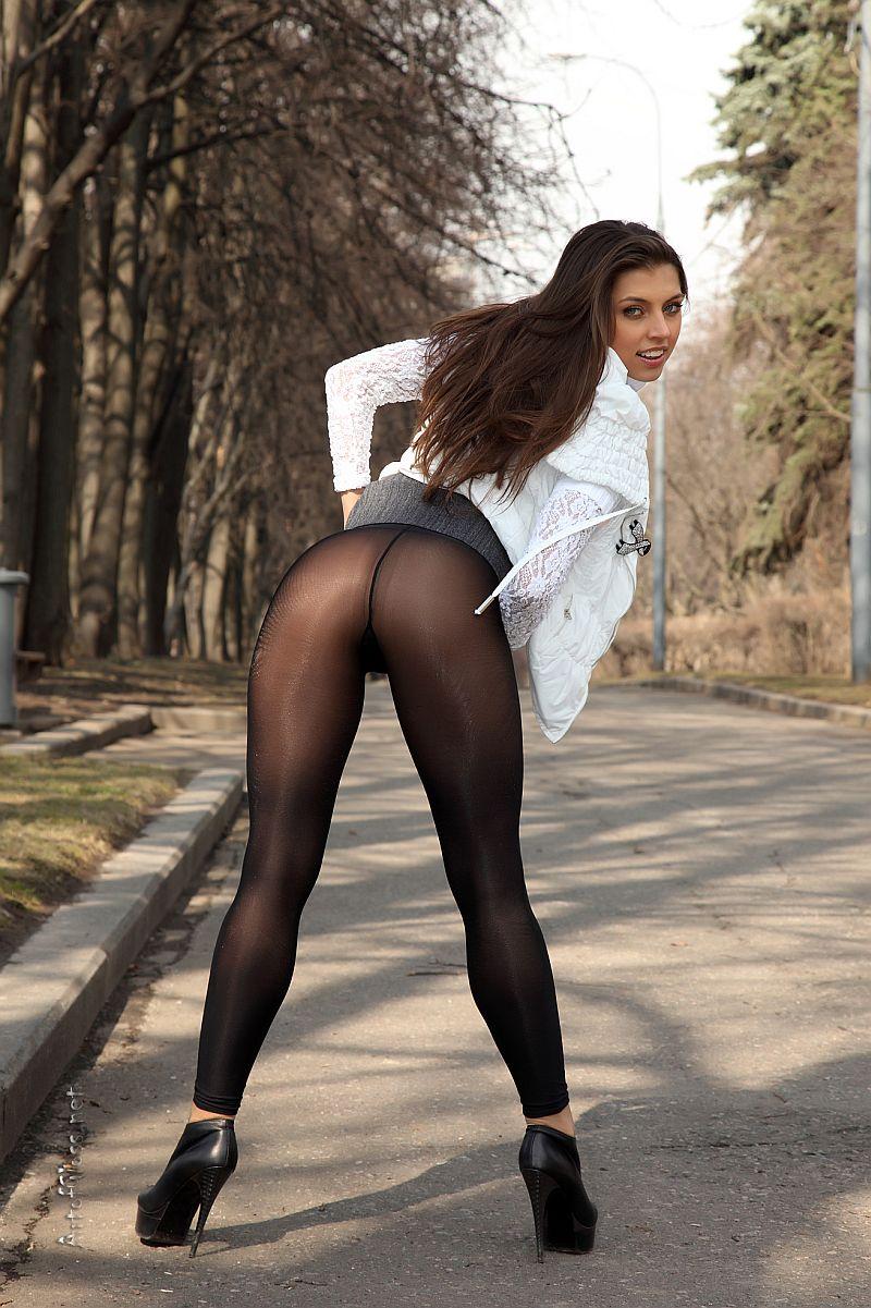 Pantyhose models erotic