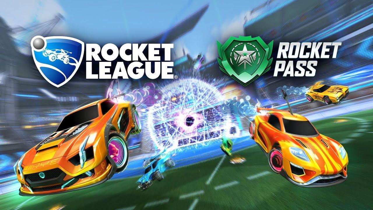 تحميل لعبة rocket league للكمبيوتر مجانا