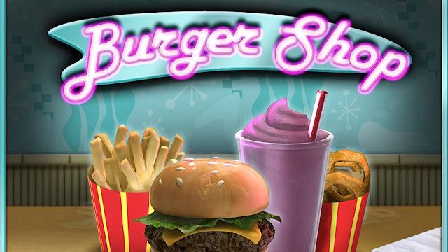 تحميل لعبة مطعم البرجر burger shop للكمبيوتر برابط مباشر ميديا فاير مضغوطة مجانا