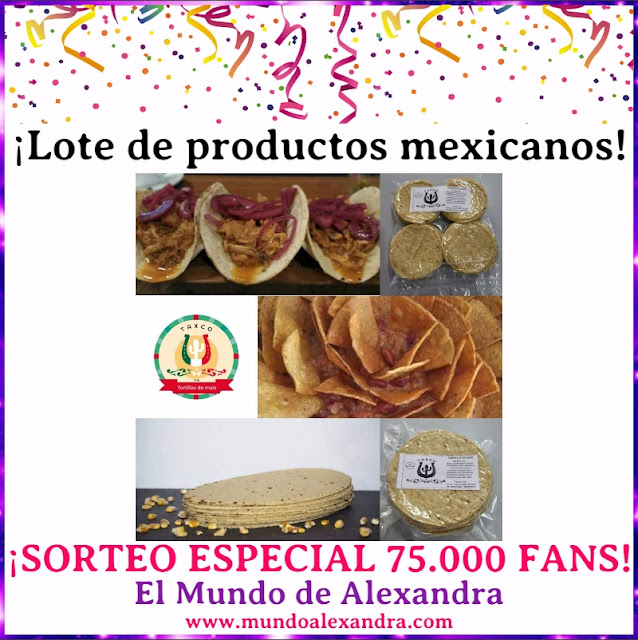 auténticas tortillas mexicanas