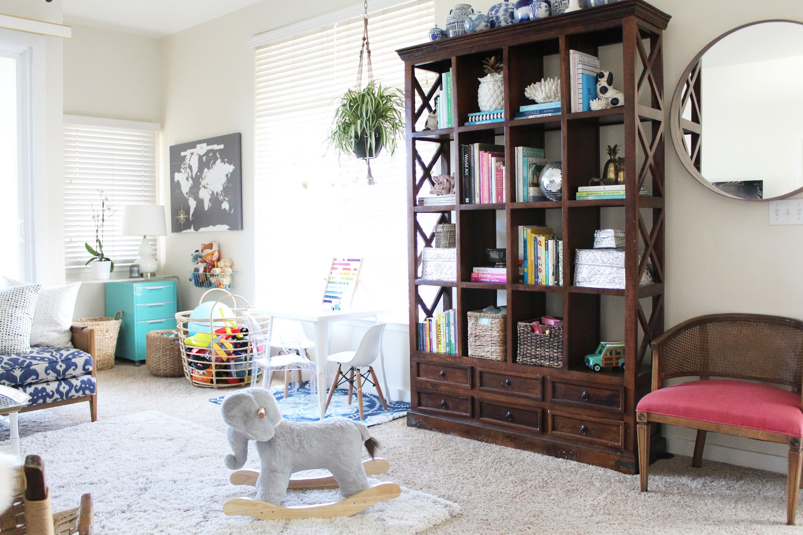 Playroom living room combination for Playroom living room combination