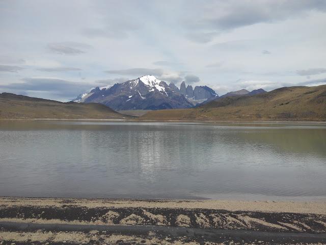 Laguna Amarga, Torres del Paine