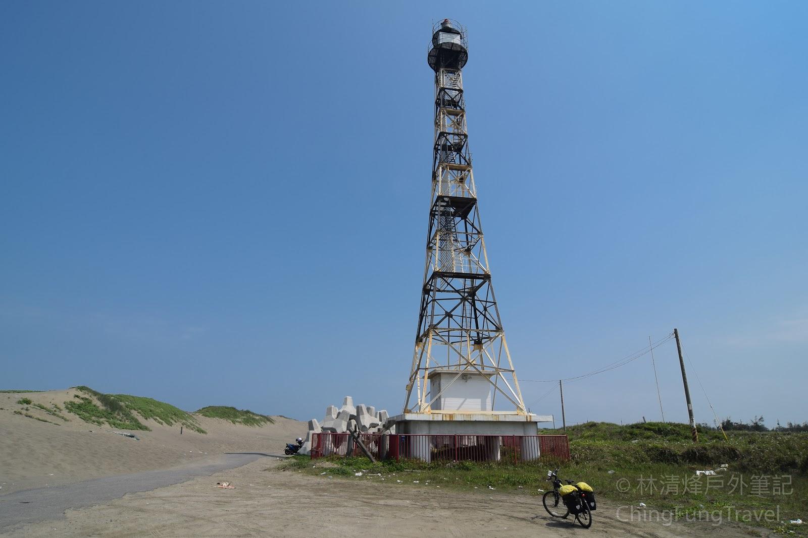 【騎行】台南七股國聖燈塔 東西雙塔山脈縱騎《七》
