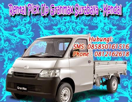 Sewa Pick Up Granmax Surabaya-Kendal