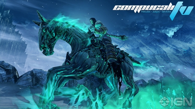 Darksiders 2 Xbox 360 Español Region Free Descargar 2012